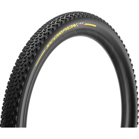 "Pirelli Scorpion XC H Foldedæk 29x2.20"", black/yellow"